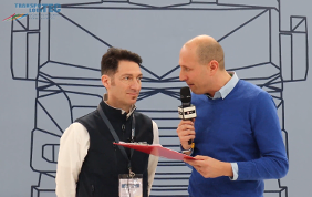 Intervista ALL TRUCKS - Transpotec 2019