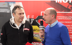 Intervista MOTUL - Transpotec 2019
