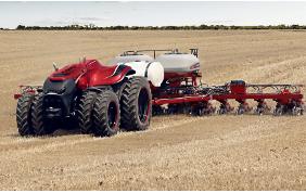 L'agricoltura è tecnologia: nasce il nuovo trattore con guida autonoma