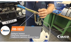 VAICO Öleinfüllgerät für Automatikgetriebe
