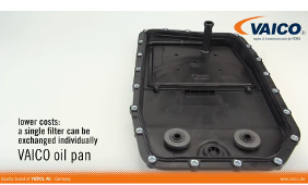 VAICO Oil Pan - V20-0574
