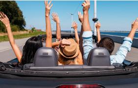 Vacanze italiane on the road: le mete più ambite al costo più basso