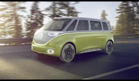 Tra vintage e futuristico: il minivan Volkswagen sarà elettrico!