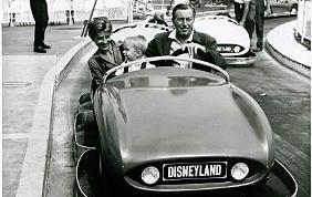 Walt Disney e la passione per le automobili