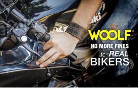 Indossa la tecnologia con WOOLF, il bracciale intelligente