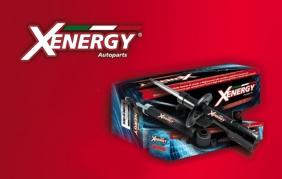Ammortizzatori XEnergy: qualità per l'autoriparazione