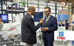 Press allo stand ZF