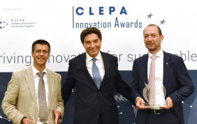 ZF e WABCO vincono il Clepa  Innovation Award 2017