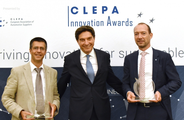 ZF e WABCO vincono il Clepa  Innovation Award 2017