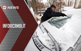 Freddo e neve mettono a rischio il tuo parabrezza?
