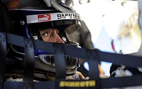 Alex Zanardi torna alle corse, alla guida di una BMW M6 GT3