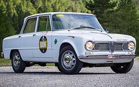 Alfa Romeo vince la Coppa d'Oro Dolomiti 2016