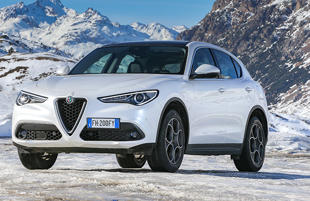 Alfa Romeo Stelvio : il SUV torinese punta sul divertimento di guida