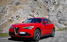 Alfa Romeo Stelvio Cup: emozioni ad alta quota