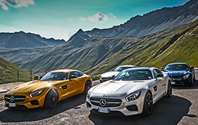 AMG Performance Day 2017