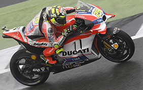 Andrea Iannone assente al Gran Premio del Giappone