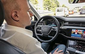 Audi al Traffic Jam Pilot: arriva la guida altamente automatizzata