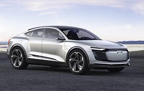 Audi E-Tron Sportback Concept: il futuro è elettrico!