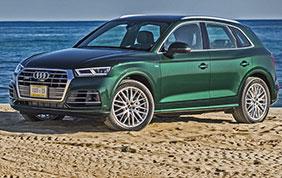 Nuova Audi Q5 3.0 TDI 286 cavalli: un SUV dalle prestazioni sportive!
