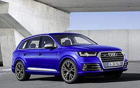 Hankook Ventus S1 evo SUV su Audi Q7