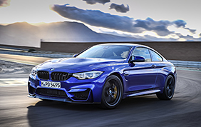Nuova BMW M4 CS: un nuovo riferimento al Nurburgring!