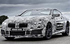 BMW M8: pronto un missile terra-terra