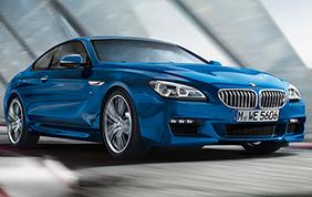 Nuova BMW Serie 6 : una elegante coupé, cabrio e gran coupé