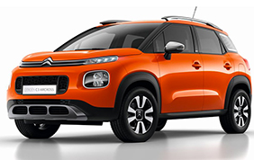 Citroen C3 Aircros #EndlessPossibilities Edition