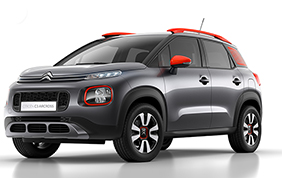 La Citroen C3 Aircross disponibile nelle concessionarie italiane