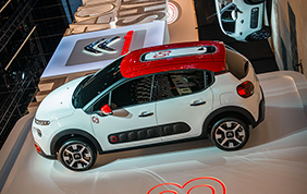 Nuova Citroen C3 Feel 3 Limited Edition