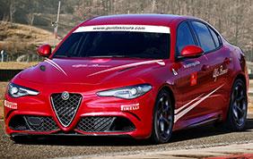 Corso di Guida Evoluta Alfa Romeo
