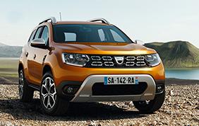 Dacia Duster: la saga continua con un modello totalmente inedito