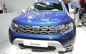 Al Salone di Francoforte anteprima mondiale del nuovo Dacia Duster