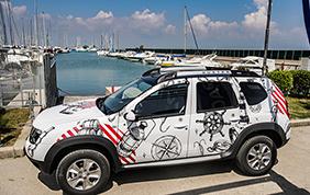 Dacia Duster Strongman: un SUV per uomini duri!