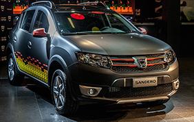 Dacia Sandero Hit Edition