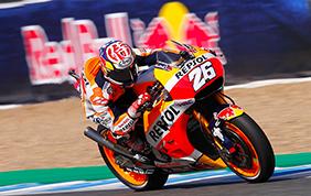 Ad Jerez vince un velocissimo Dani Pedrosa