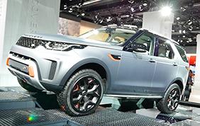 Land Rover Discovery SVX: mai l'off-road ha temuto tanta cavalleria!