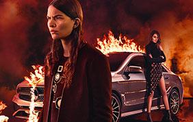 Mercedes-Benz main sponsor Fashion Film Festival Milano 2016
