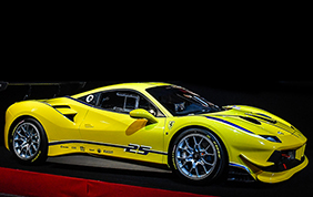 Ferrari 458 Challenge : a Daytona una anteprima mondiale racing!