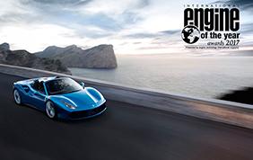 International Engine of the Year Awards: vince il 3,9 litri turbo firmato Ferrari