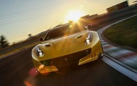 Ferrari F12TDF: la serie speciale aspirata!