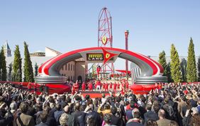 Ferrari Land: il parco tematico del Cavallino Rampante apre in Spagna