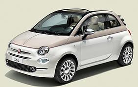 Nuova Fiat 500 serie speciale 60esimo anniversario