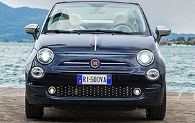 Fiat 500 Riva: the smallest yatch