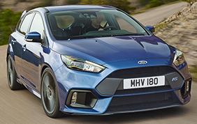 Ford Focus RS premio Auto Europa Sportiva 2017