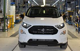 Ford inaugura in Romania il suo nuovo stabilimento produttivo
