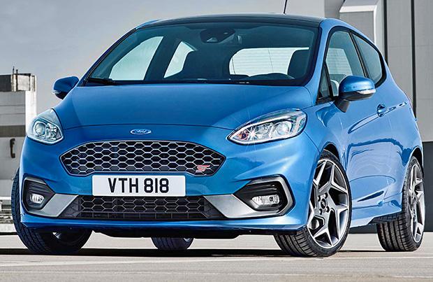 Nuova Ford Fiesta ST : un Ecoboost da 1,5 litri e 200 cavalli