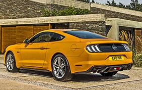 Ford Mustang V8: modalità silenziosa on!