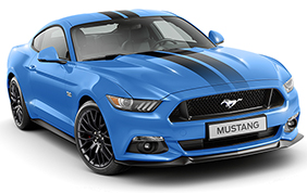 Ford Mustang Special Edition : V8 ed EcoBoost