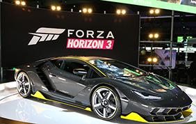 Lamborghini Centenario in Forza Horizon 3